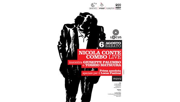 NICOLA CONTE COMBO Live