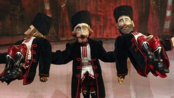 Wooden Circus