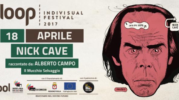 Nick Cave 18 aprile 2017