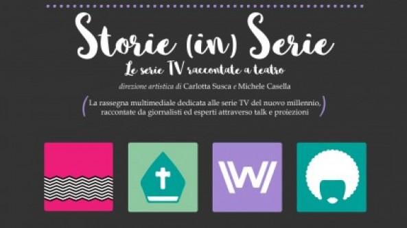 Storie (in) Serie locandina