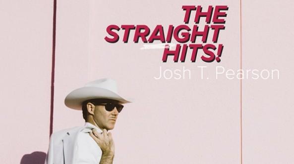 Josh T. Pearson, la cover diThe Straight Hits!