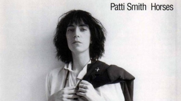 Patti Smith, la cover del mitico Horses