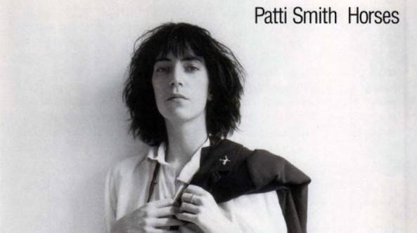Patti Smith, la cover del mitico Horses