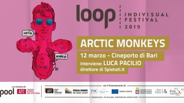 Loop Festival: Arctic Monkeys