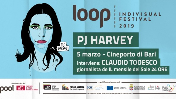 PJ HARVEY IN LOOP