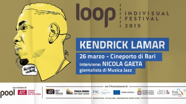 KENDRICK LAMAR in LOOP