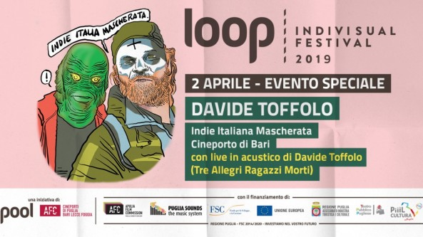 DAVIDE TOFFOLO in LOOP